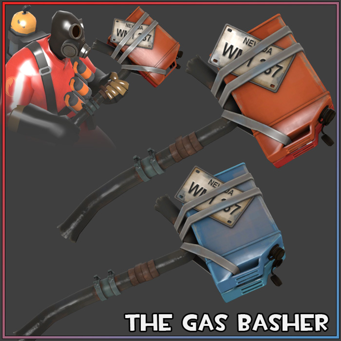 how to make weapons in tf2 workshop