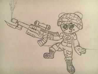 Sniper Critter - Raze's Hell by RazesHellFanboy