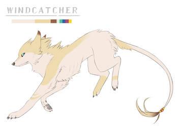 WindCatcher by WOLFWARRIOIS