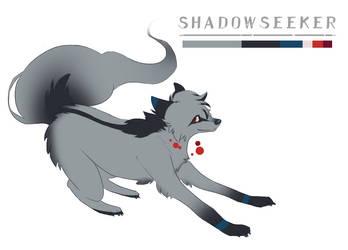 ShadowSeeker by WOLFWARRIOIS