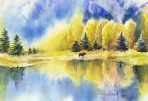 Autumn by OlgaSternik