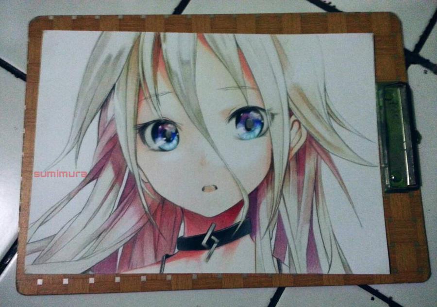 new my drawing by sukmasumimura
