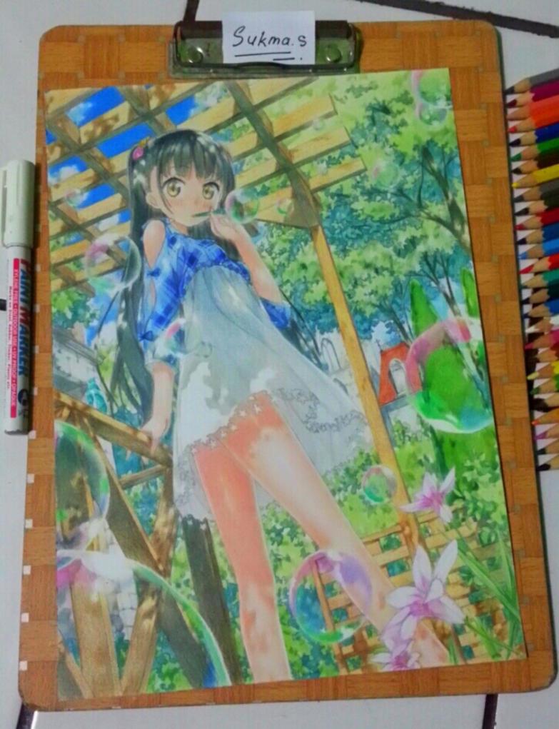 nagisa kantoku by sukmasumimura