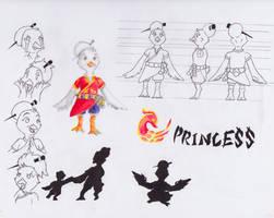 Goose Girl - Princess