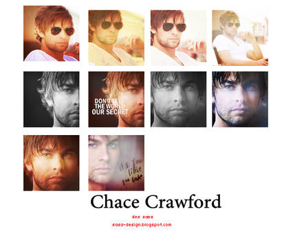 Chace Crawford icons