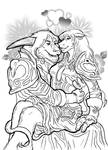 World of Warcraft: Tauren Love