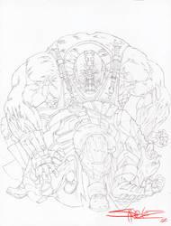 KNIGHTFALL by ZHERODIGITAL