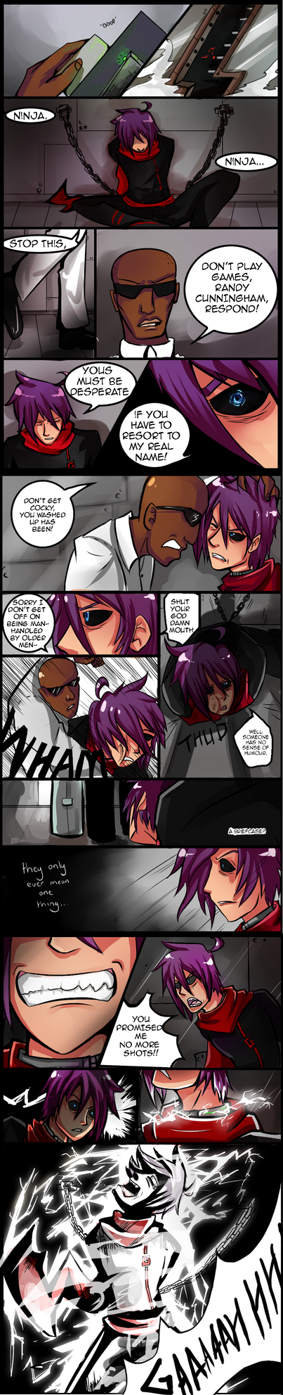 Firefly: Page 1 by stargirl5286