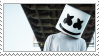 Marshmello Stamp by EggStamp