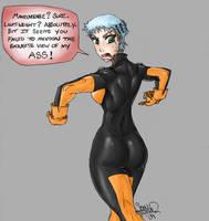 Nice Suit by Shardanic