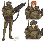 CMS- Kasrkin Sergeant