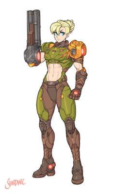 Doom-gal