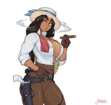 Cajun Cowgirl