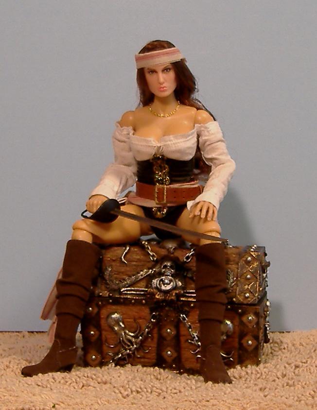 Pirate Bonnie LaCroix 3 by billvolc