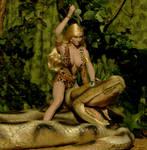 Custom Jungle Queen: Sheena 3