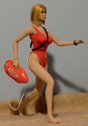 Custom Baywatch Lifeguard Nicole 2 by billvolc
