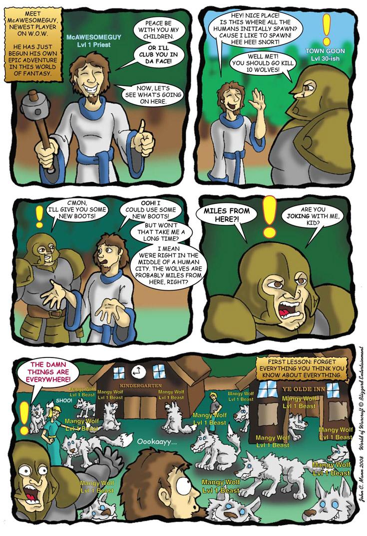 Warcraft 8muses - Sex and Porn Comics