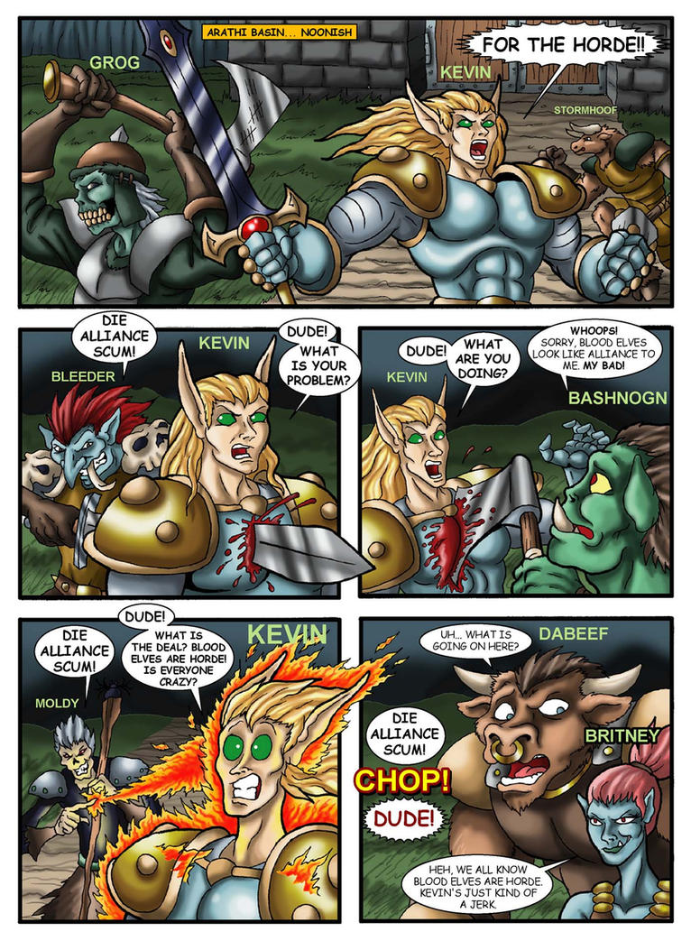 World of warcraft porn comics galleries 17
