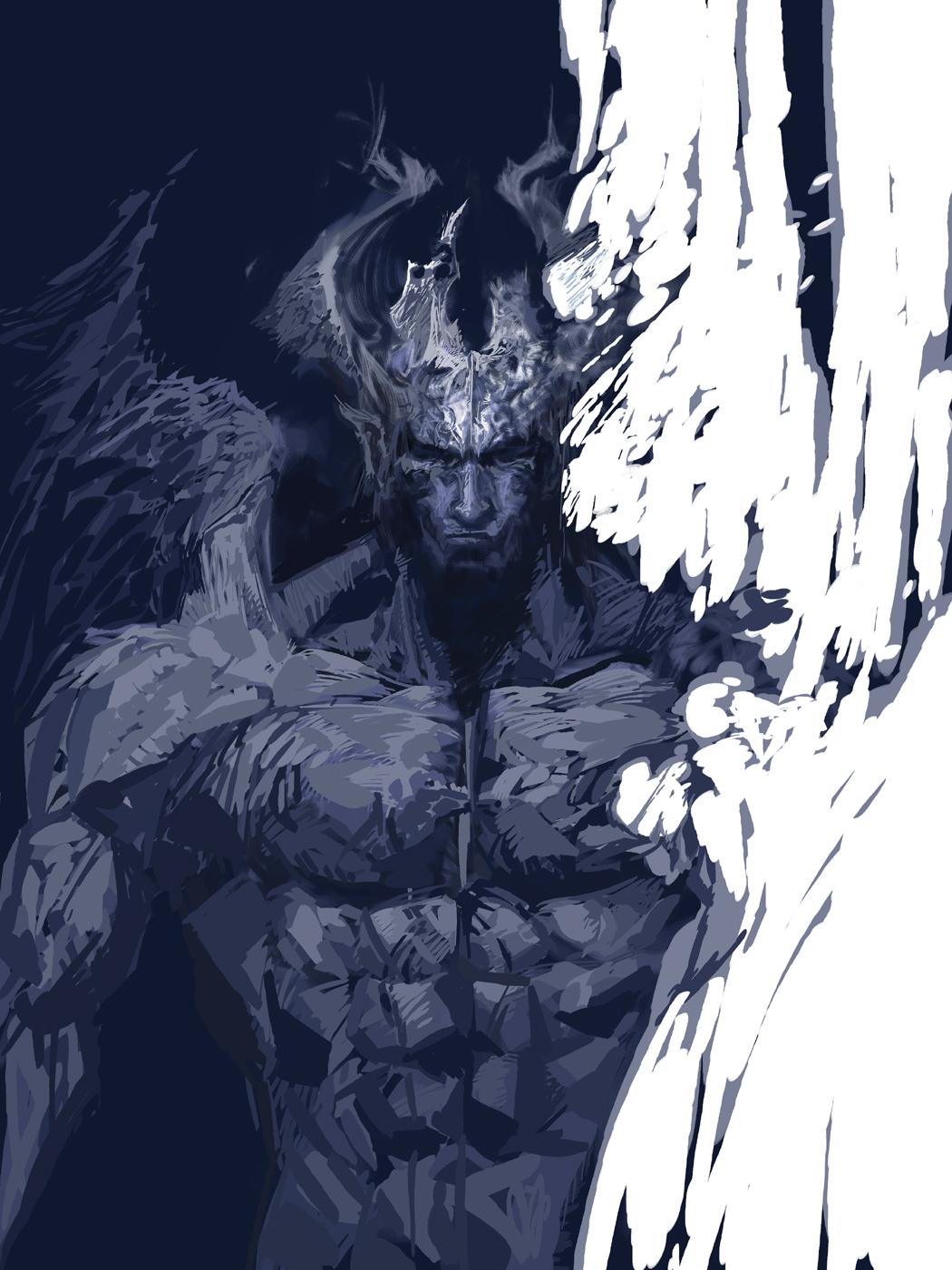 An Angelic Devil by JohnnyTHL