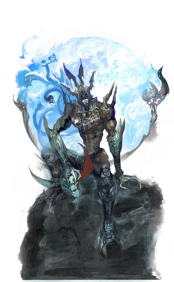 Demon King by JohnnyTHL