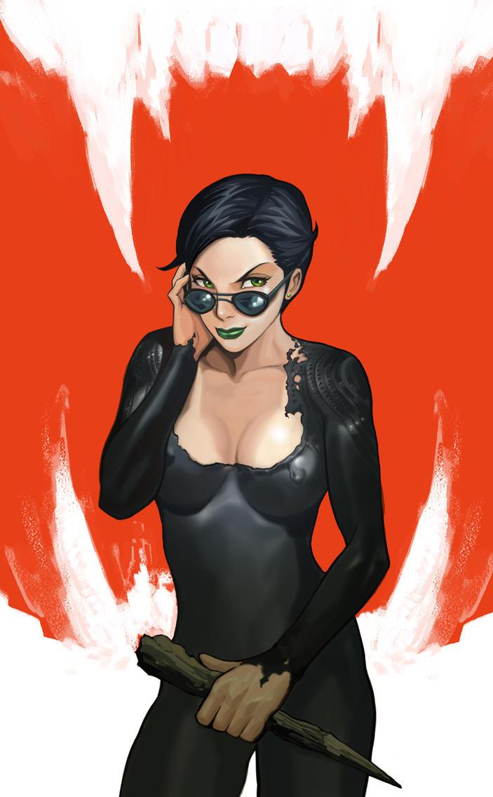 Vampire Hunter by JohnnyTHL