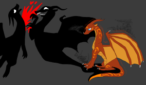 wings of fire as humans anime - HD3492×2032