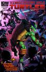 TMNT-Leo vs Foot by Robert Atkins - Colors