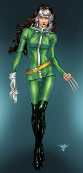 Rogue by Spiderguile - Colors