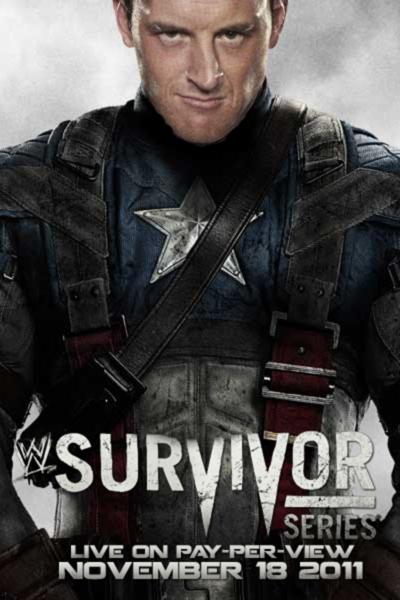 Survivor Series 2011 Poster by HakDesign