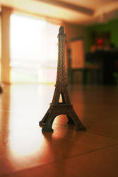 Little Eiffel by SuperSoba
