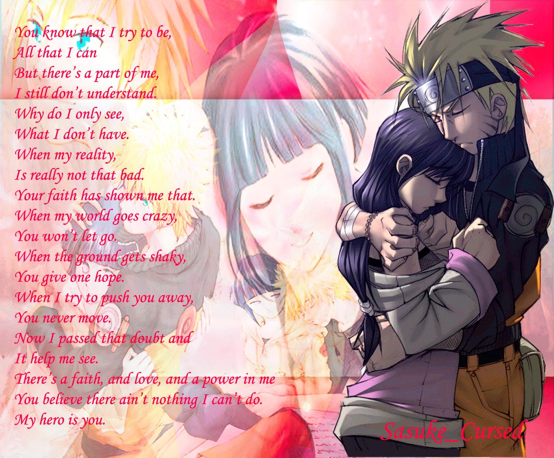 Naruto and Hinata Wallpaper by Anime-DC