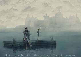 Between Battles by KingaBritschgi