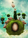 Easter Planet No. 27