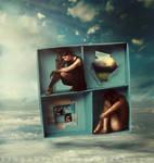 Compartmentalized Sanity by KingaBritschgi