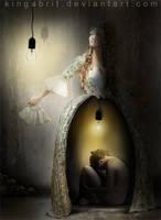 Dark by KingaBritschgi