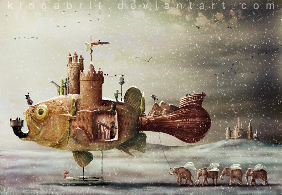 No Steam by KingaBritschgi