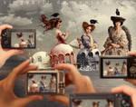 The Photo Shoot (The Three Graces) by KingaBritschgi