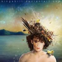 Midsummer Night (Oberon/Theseus) by KingaBritschgi