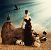 Guardian of My Broken Heart by KingaBritschgi
