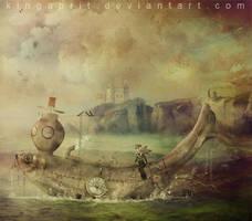 Full Steam Ahead by KingaBritschgi