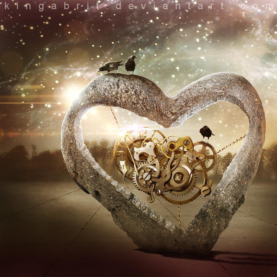 My Clockwork Heart by KingaBritschgi