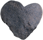 Stone Heart png - unrestricted stock
