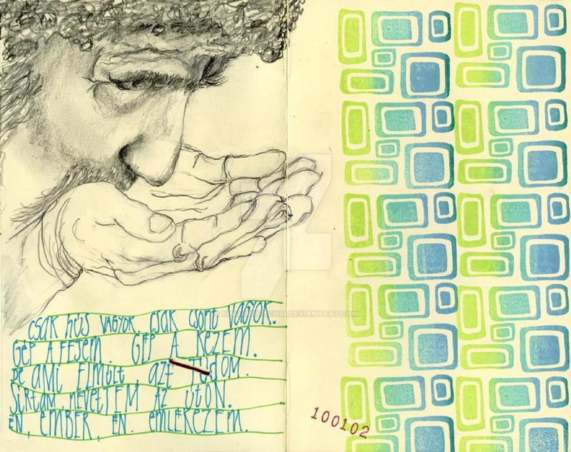 Journal Page 4 by KingaBritschgi