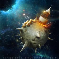 Ride The Twirlybird by KingaBritschgi