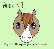 Jack- MS Paint by EquideDesigns