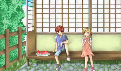 Watermelon by NatsukiAkishino
