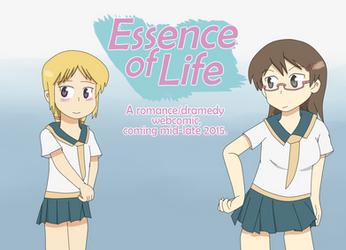 Essence of Life Promo Art 1