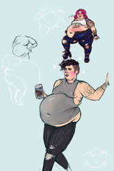 sketchy fats