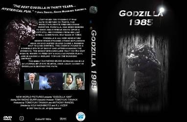 Godzilla 1985 Case NEW
