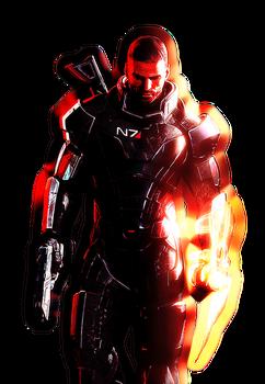 Shepard Renegade